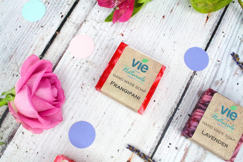 Vie Naturals Bali Soap Gift Set