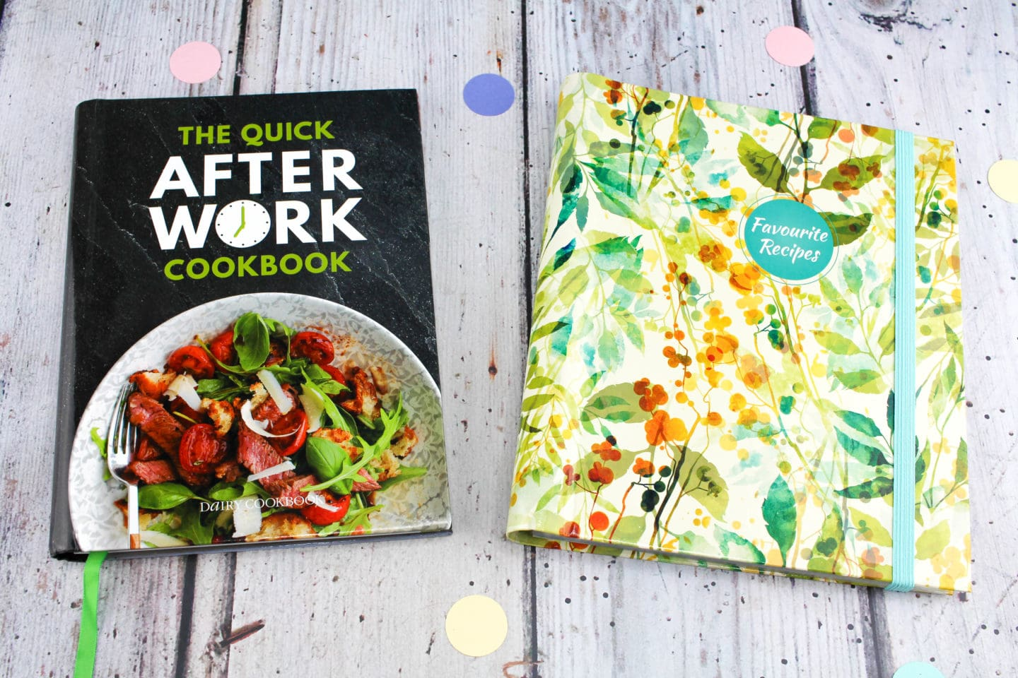The Quick After Work CookBook & Recipe File