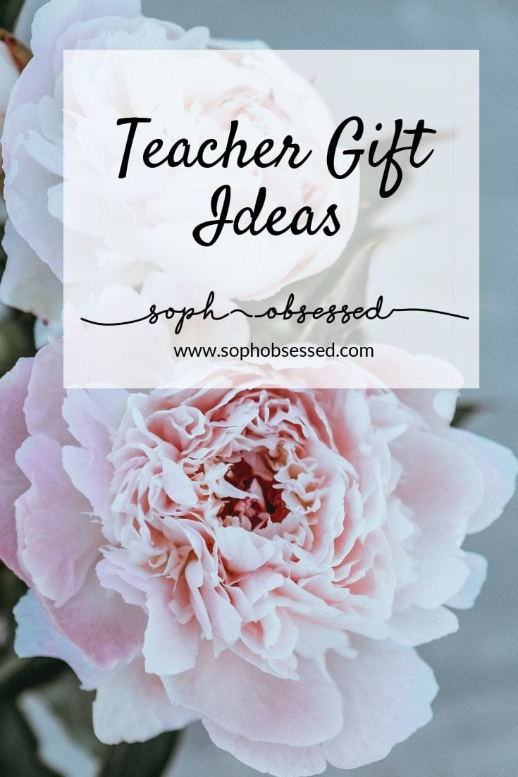 In honour of teachers everywhere I have compiled a list of some of my favourite teacher gifts that can be used to celebrate and thank teachers for their hard work this year. I hope you find it useful!