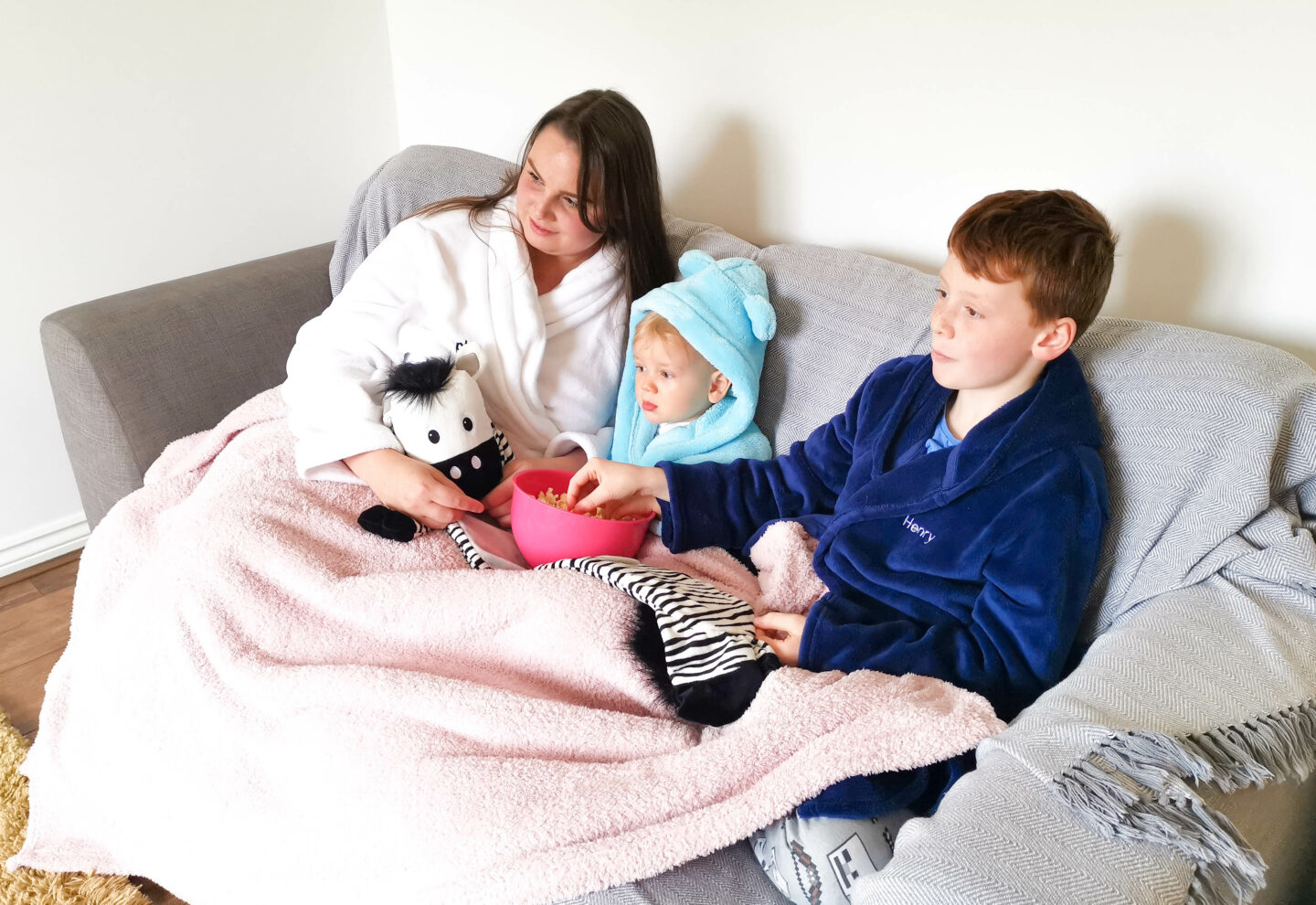 Cosy Autumn Nights In With My Children (AD)