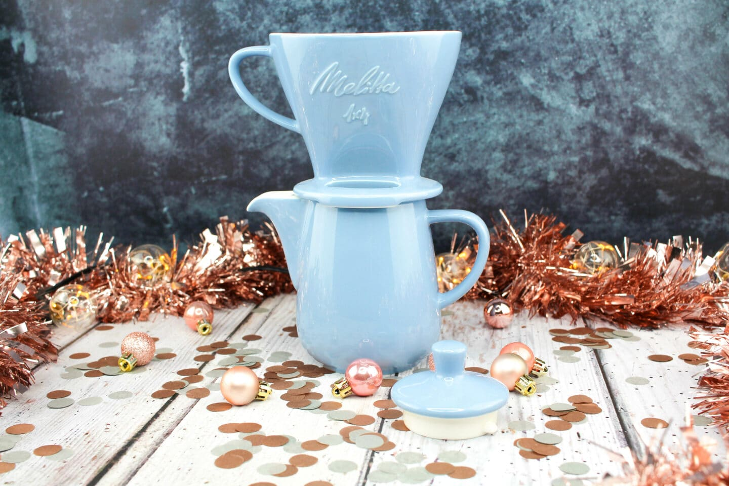 Melitta Porcelain Pour-Over Set RRP £39.99