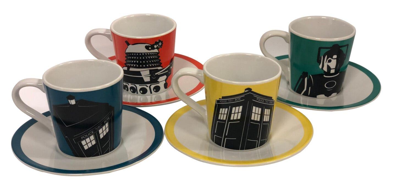 Dr Who Espresso Boxed Set RRP£14.99