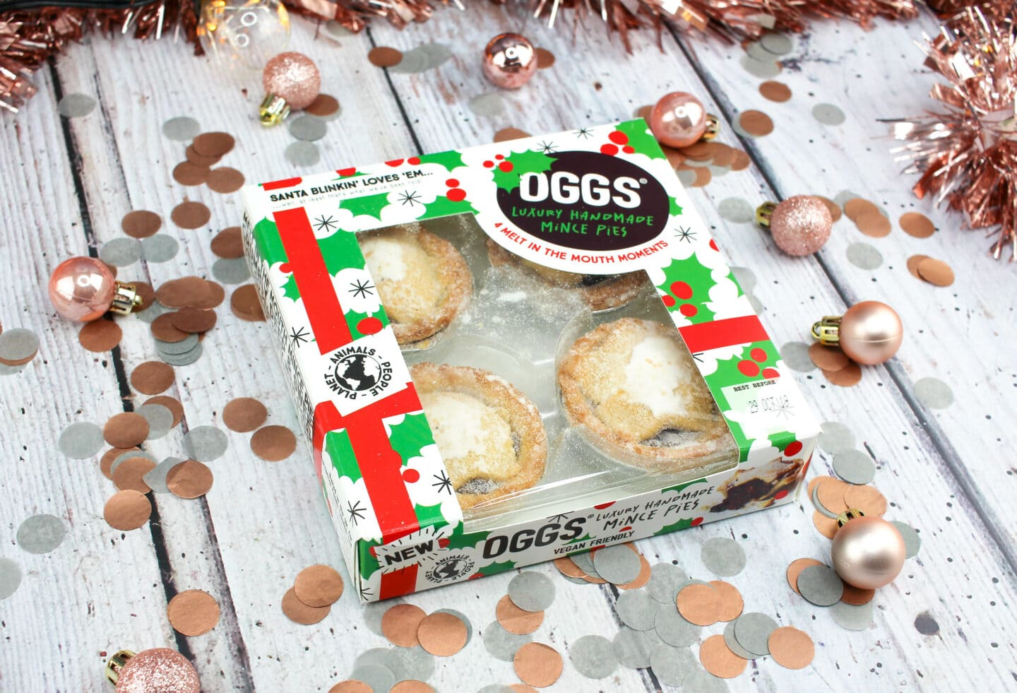 OGGS Mince Pies