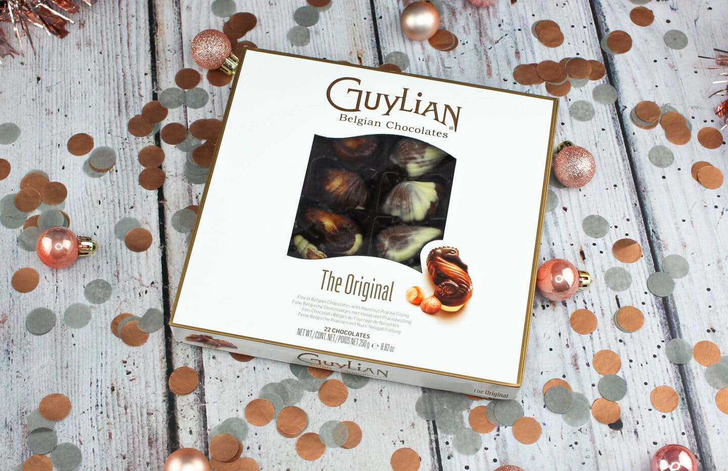 Guylian chocolates
