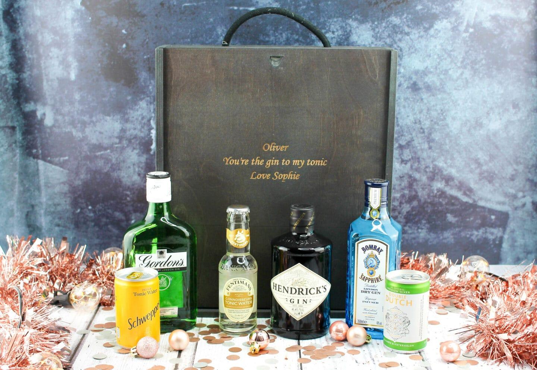 Farrar & Tanner Gin Lover Tasting Set