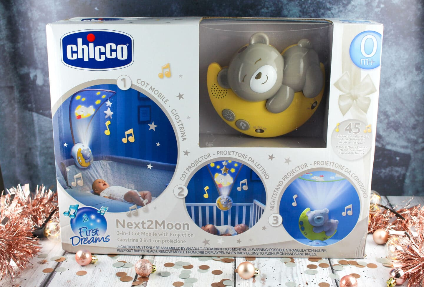Chicco Next2Moon RRP £29.99