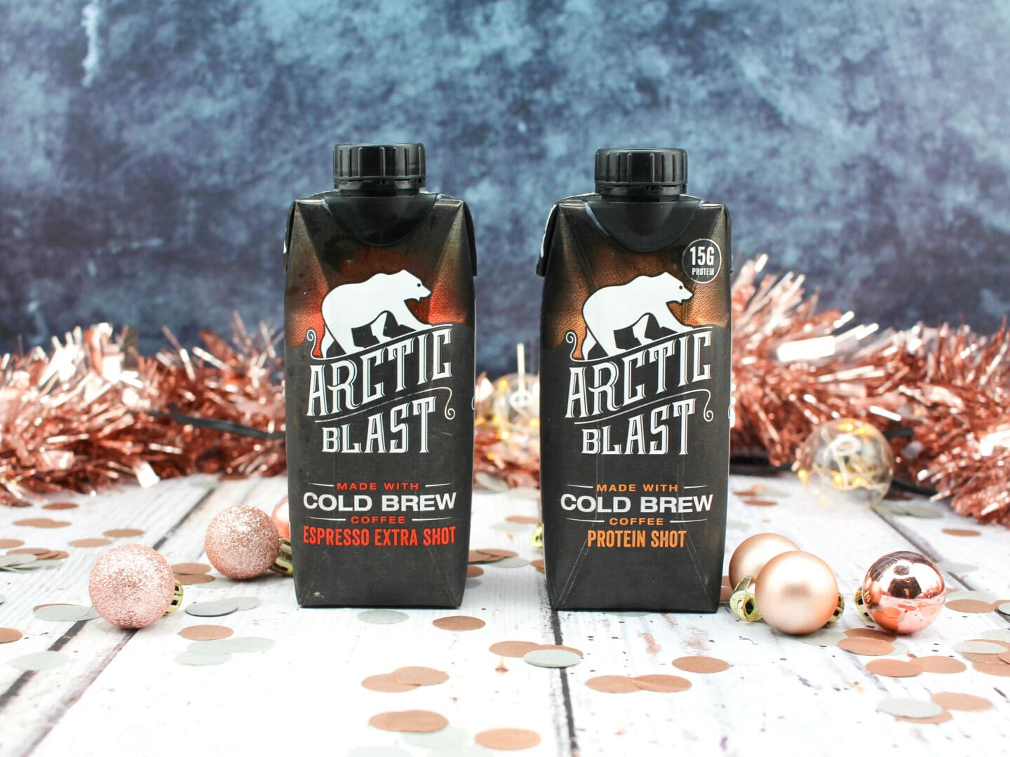 Arctic Blast Coffees RRP £1.49/330ml.