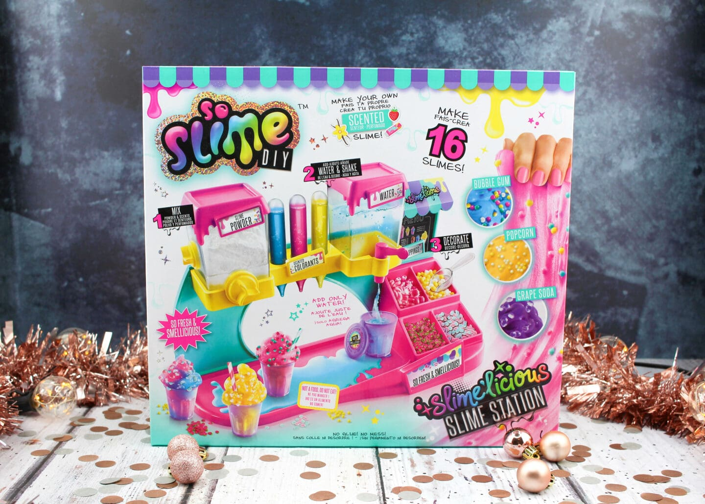 So Slime DIY Slimelicious Station RRP £19.99