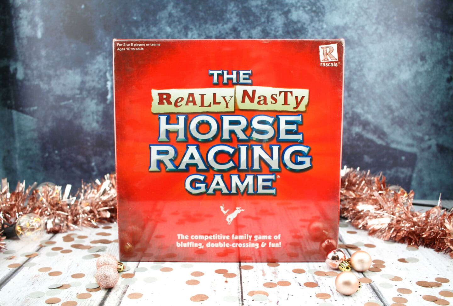 The Really Nasty Horse Racing Game RRP £22