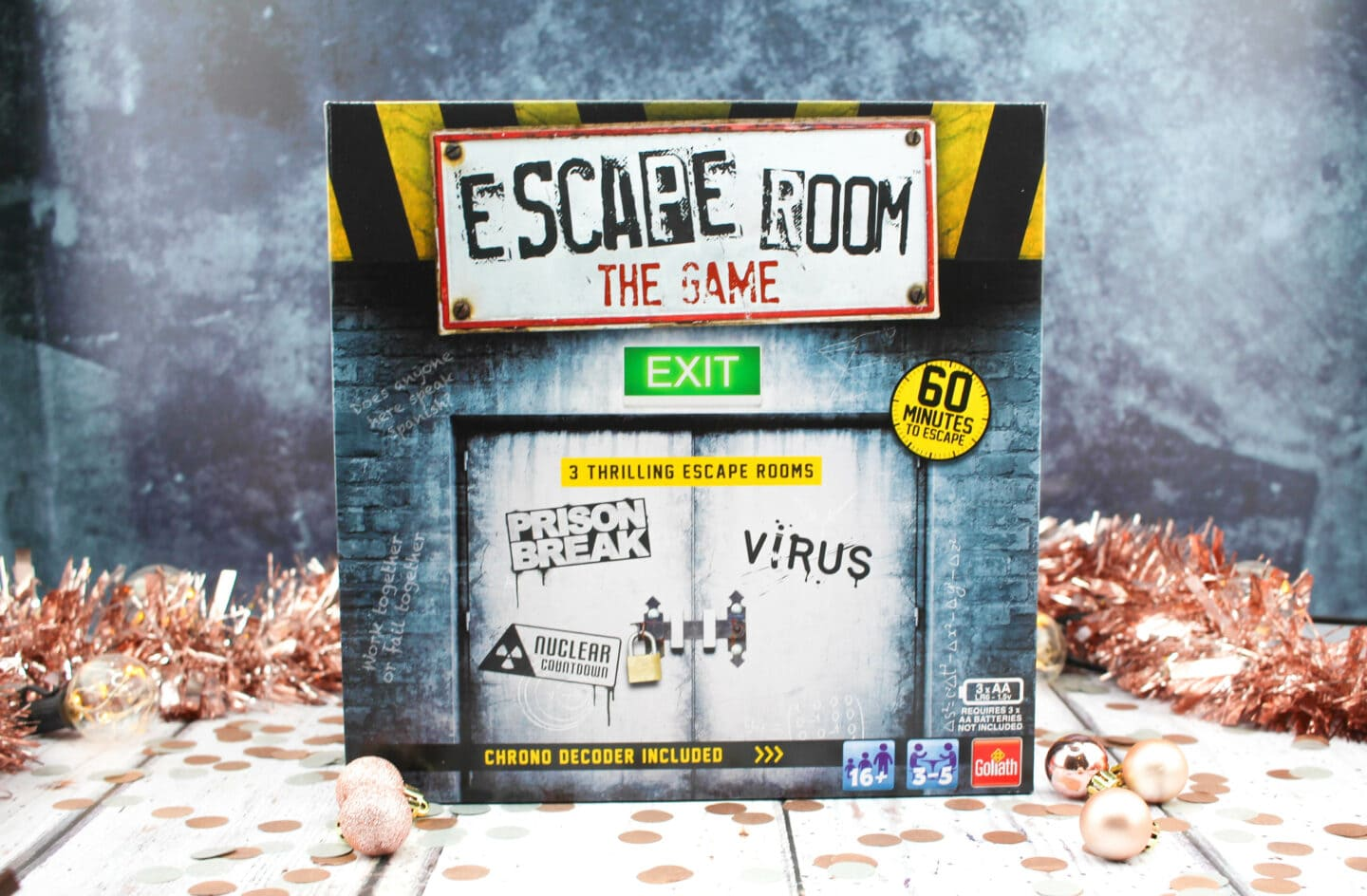 Escape Room – The Game