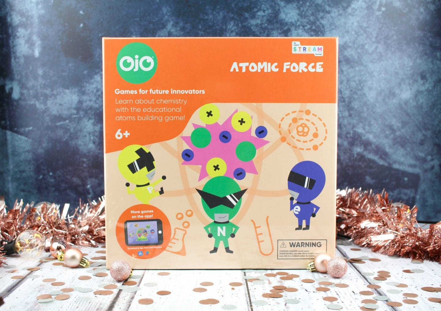 Atomic Force