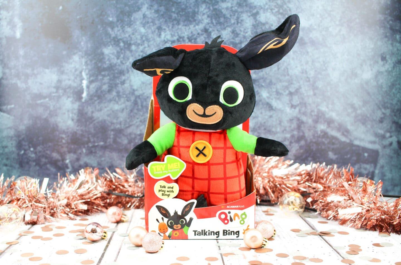 Talking Bing Soft Toy