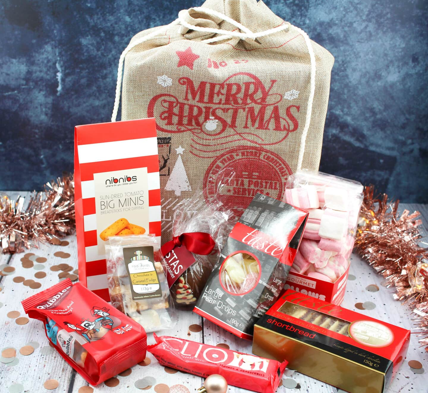 Santa's Surprise Hamper from Giftpup