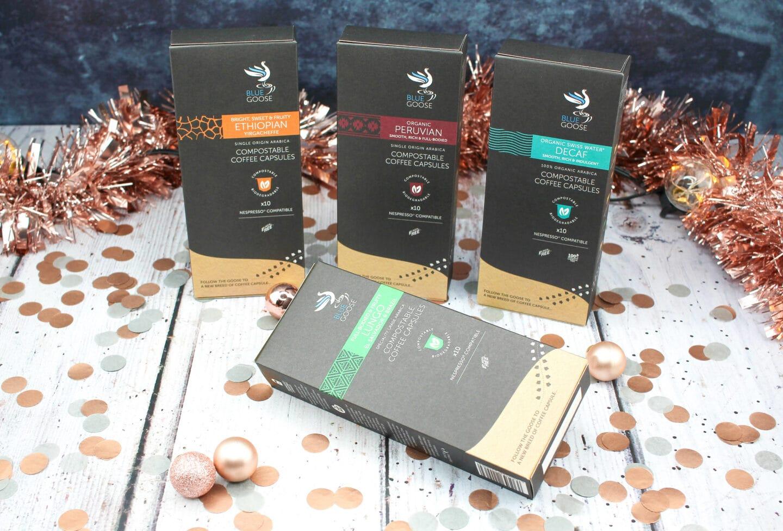 Blue Goose Coffee Eco Coffee Pods