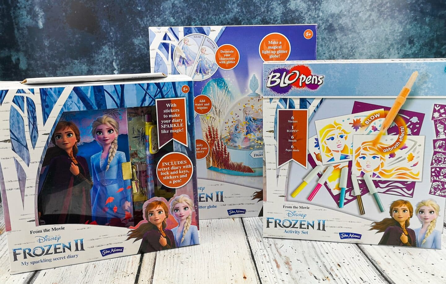 Frozen 2 Prize Bundle Giveaway (AD Gifted)