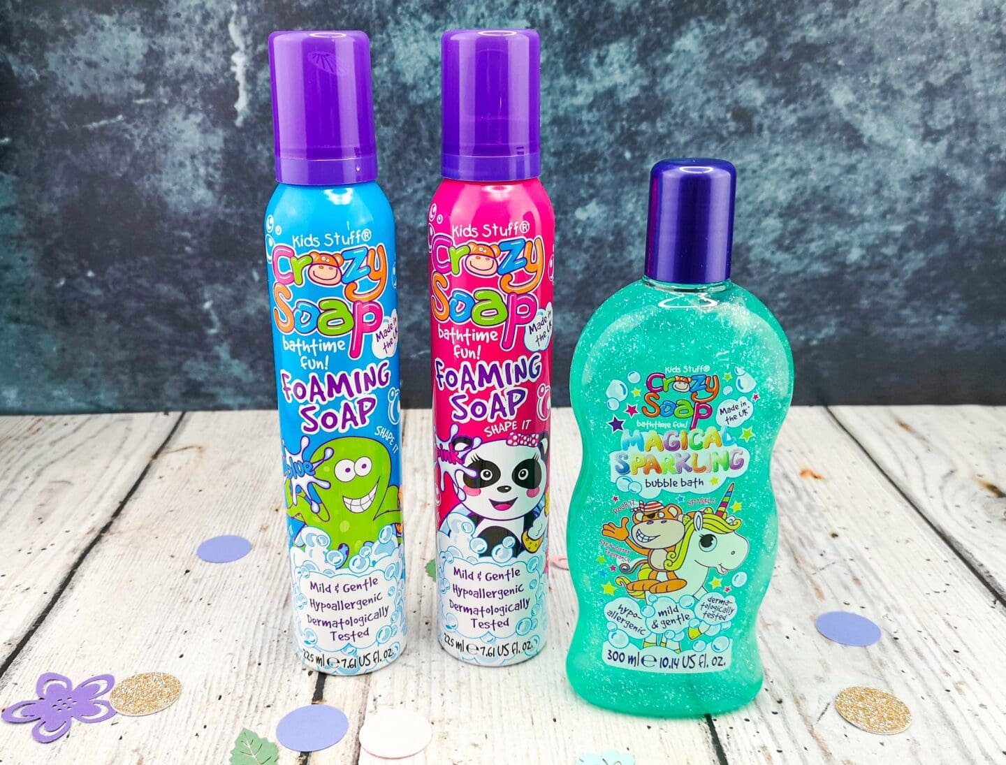 WIN: Kids Stuff Crazy Soap (AD Gifted)