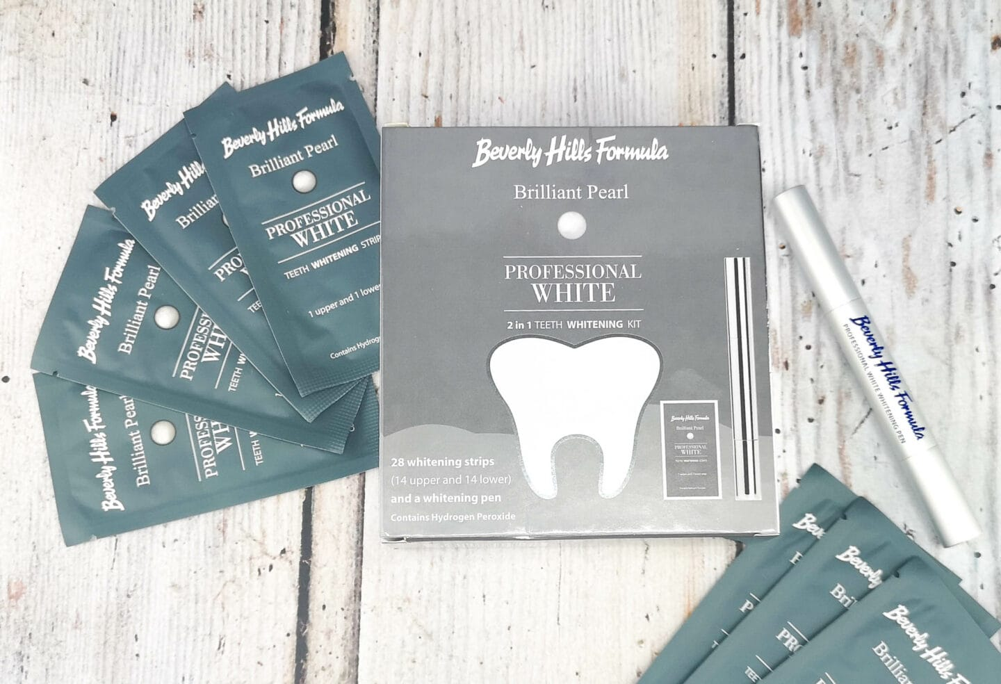 WIN: Beverly Hills Formula Teeth Whitening Kit