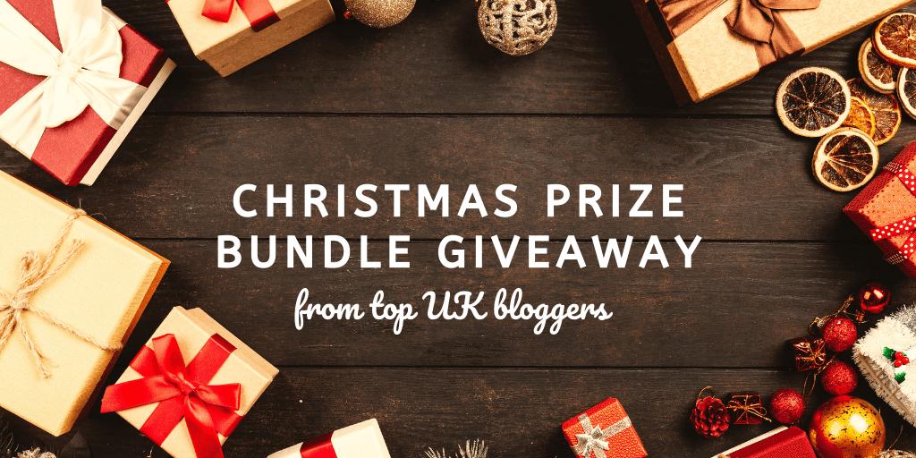 Christmas Prize Bundle Giveaway!